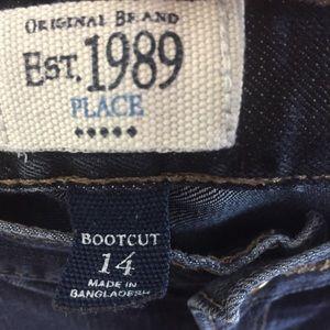 The Children's Place Bottoms - Boys Sz 14 Bootcut The Children's Place Jeans 👖